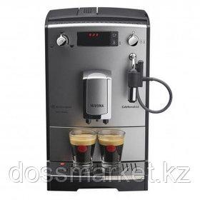 Кофемашина Nivona CafeRomatica NICR 530, зерновой, серебристо-черная