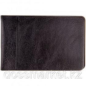 Кредитница карманная OfficeSpace на 16 карт, 110*70 мм, черная