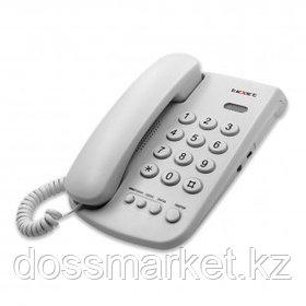 """Телефон проводной Texet """"TX-241"""", светло-серый"""