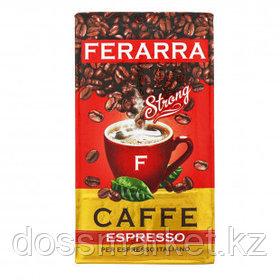 Кофе молотый Ferarra Caffe Espresso, средней обжарки, 250 гр