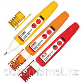 """Корректирующий карандаш Attache """"Economy"""", 7 мл, быстросохнущая основа"""