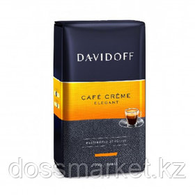 Кофе в зернах Davidoff Creme, темная обжарка, 500 гр