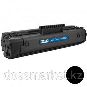 Картридж совместимый HP C4092A для LJ 1100/3200, черный
