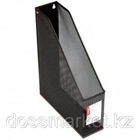 """Лоток вертикальный Berlingo """"Steel&Style"""", 1 секция, металл, черный"""