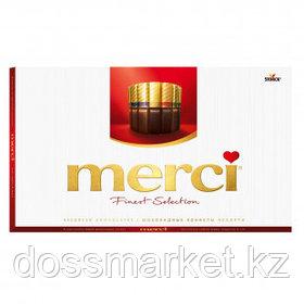 Шоколадные конфеты Merci, ассорти, 400 гр