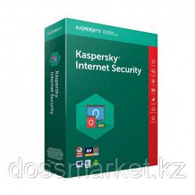 Антивирус Kaspersky Internet Security 2021, 2 пользователя, продление на 1 год, Box