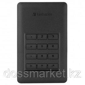 """Жесткий диск 1 TB, Verbatim 53401, 2,5"""", USB 3.1, HDD, черный"""