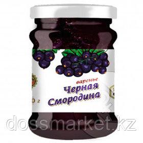 Варенье Sava, Черносмородиновое, банка, 300 гр