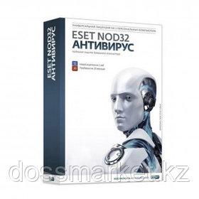 Антивирус Eset NOD32, 1 пользователь, подписка на 12 месяцев