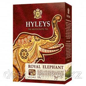 """Чай Hyleys """"Королевский слон"""", черный, 200 гр, листовой"""