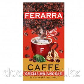 Кофе молотый Ferarra Caffe Crema Irlandese, средней обжарки, 250 гр