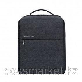 Рюкзак для ноутбука Xiaomi Mi City 2, размер 39*30*14 см, темно-серый