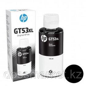 Чернила HP GT53XL для Ink Tank 315/319/410/415, Smart Tank 500/515/530/615, 1VV21AE, черные, 135 мл