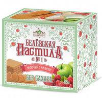 Пастила Белёвские сладости, без сахара с малиной, 125 гр