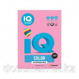 Бумага IQ Color Pale, А4, 160 г/м2, 250 листов, розовая