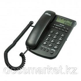 """Телефон проводной Ritmix """"RT-440"""", черный"""