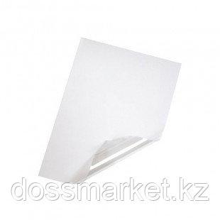 Обложки для переплета пластиковые Bindermax, А3, 180 мкм, прозрачные, 100 шт. в пачке