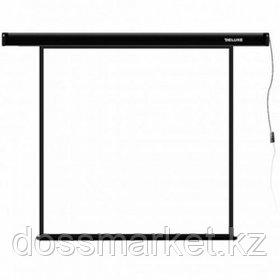 Настенный моторизованный экран Deluxe DLS-E203x, 203*203 см