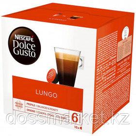 Кофе в капсулах Nescafe Dolce Gusto, Лунго, 16 капсул