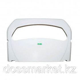 Диспенсер для покрытий на унитаз Vialli, пластик, белый