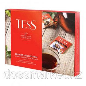 """Подарочный набор чая Tess """"Perfect Tea Composition"""", 60 пакетиков, ассорти"""