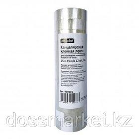 Клейкая лента Attache, размер 15 мм*33 м, прозрачная, 12 шт/упак