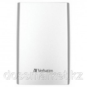 "Жесткий диск 1 TB, Verbatim ""Store 'n' Go"", 2,5"", USB 3.0, HDD, серебристый"