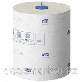 Полотенца бумажные с центральной вытяжкой Tork Advanced H1, 150 м, 2-х слойные, белые