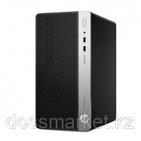 Системный блок HP Europe ProDesk 400, Core i3-10100, 3,6 GHz, 256Gb, RAM 8Gb, без ОС