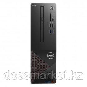 Системный блок Dell Vostro 3681, Core i3-10100, 3,6 GHz, 256 Gb, RAM 8Gb, Windows 10 Pro