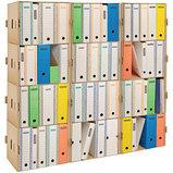 """Архивный короб OfficeSpace """"Универсальный"""",  265*340*440 мм, с крышкой, фото 3"""