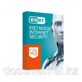 Антивирус ESET NOD32 Internet Security Platinum, 3 устройства, подписка на 2 года, Box
