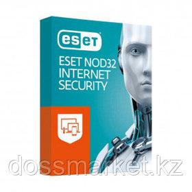 Антивирус Eset NOD32 Internet Security, 5 устройств, подписка на 12 месяцев
