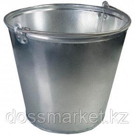 Ведро оцинкованное Экомоп, 12 литров