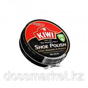 Крем для обуви Kiwi, в банке, черный