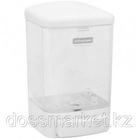 Диспенсер для жидкого мыла OfficeClean Professional, пластик, 1000 мл, белый