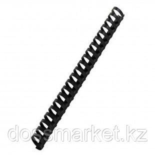 45 мм. Черные пружины для переплета, для сшивания 400-440 листов