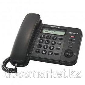 """Телефон проводной Panasonic """"KX-TS2356 RUB"""", черный"""