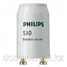 """Стартер для люминесцентных ламп """"Philips"""" S10, от 36 до 58 Вт"""