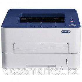 Принтер лазерный монохромный Xerox Phaser 3052NI, A4, 26 стр/мин, 600*600 dpi, USB 2.0, LAN, Wi-Fi