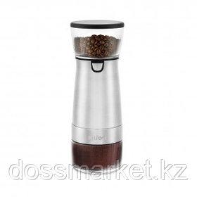 Кофемолка жерновая Kitfort KT-723, 5 В, 1 А 2, USB