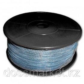 Проволока с нейлоном витая, стальная, диаметр 0,7 мм, длина 100 м