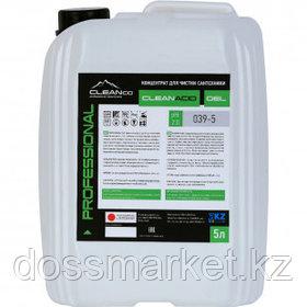 "Концентрат для чистки сантехники Cleanco ""CLEANACID GEL"", 5 кг"