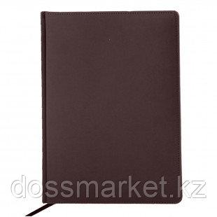 """Ежедневник недатированный OfficeSpace """"Winner"""", А4, 136 л, коричневый"""