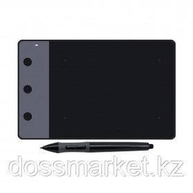 Планшет графический Huion, H420, 176*111*7,5 мм, черный