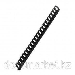 51 мм. Черные пружины для переплета, для сшивания 450-500 листов