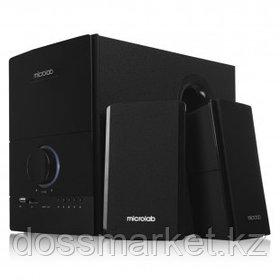 Акустическая система Microlab M500U, 40 Вт, 2RCA, черная
