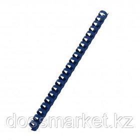 14 мм. Синие пружины для переплета, для сшивания 81-100 листов