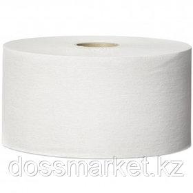 Туалетная бумага рулонная Tork Universal, 200 метров, 1-слойная, белая