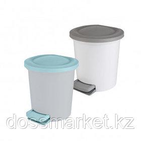 """Ведро-контейнер для мусора Svip """"Ориджинал"""", 6 л, с педалью, круглое"""